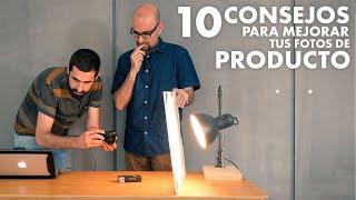 Cómo hacer mejores fotos para Wallapop: 10 consejos básicos de fotografía de producto