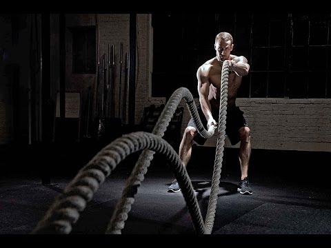 Кроссфит тренировка: гимнастические упражнения [Спортивный Бро]