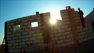видео Д-71 Дом из бруса 7x8 м