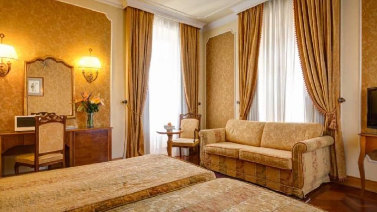 Hotel Villa Morgagni Rome Italy