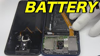 Huawei Mate 20 Lite Battery Replacement