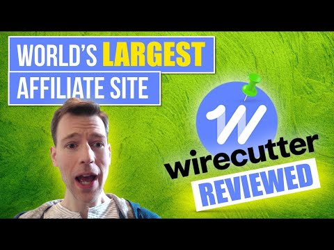 World's Largest Affiliate Site Review: Wirecutter