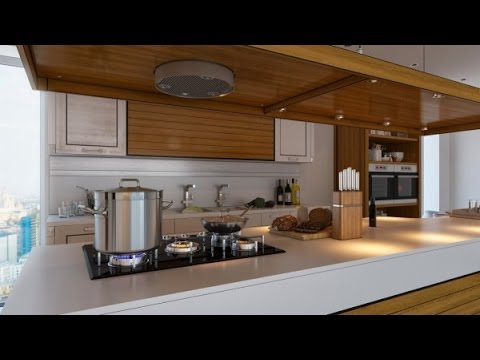 Interior Kitchen Set Minimalis Modern | Kitchen Decor Ideas