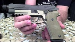 Sig Sauer P220 Combat 45ACP Threaded Barrel - Texas Gun Blog