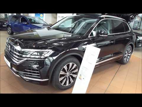 2018 VW Touareg III Exterior & Interior 3.0 TDI 286 Hp 235 Km/h 146 Mph * Playlist