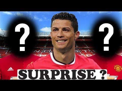 Ronaldo to MAN UTD ? Jose Mourinho's SURPRISE Signing - Man Utd TRANSFER News