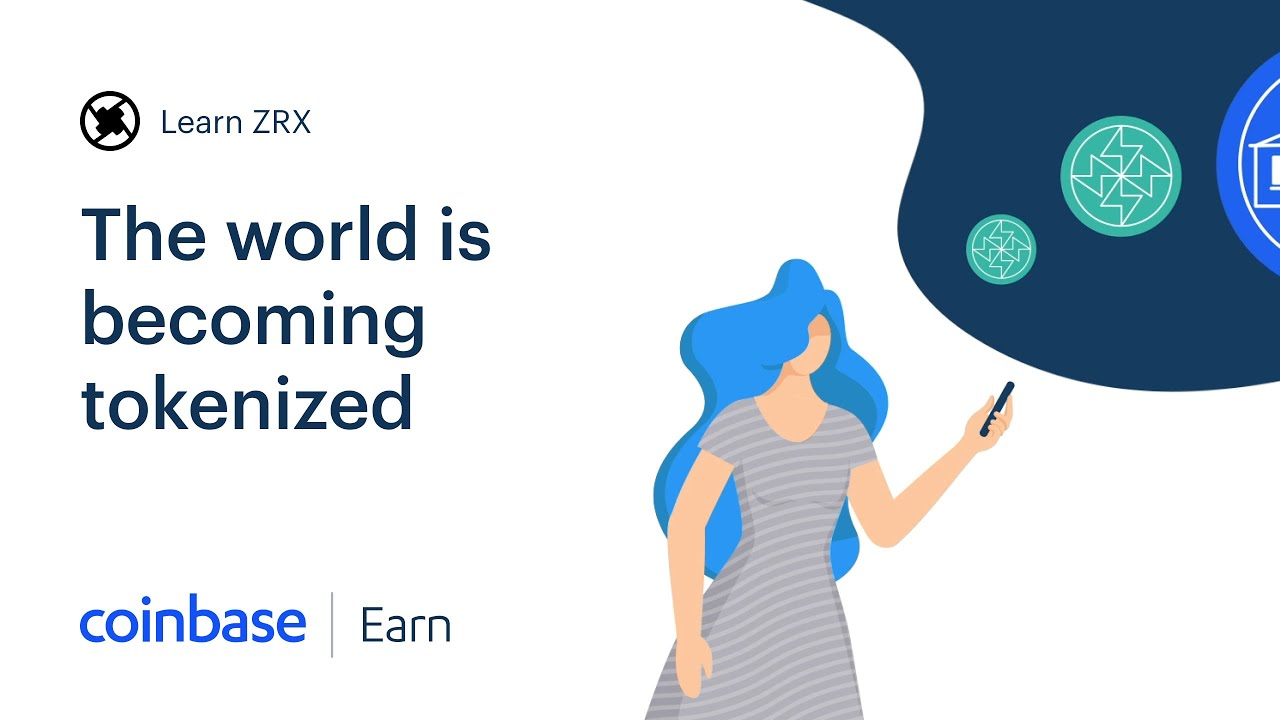Coinbase Earn: The World is Becoming Tokenized (Lesson 1 of 3)