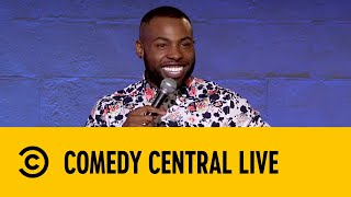 Darren Harriott's Wanna Be Gangster Days | Comedy Central Live