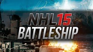 Nhl 15 hut: battleship