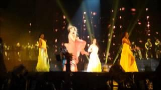 Beyoncé - Express Yourself (Intro) & Freakum Dress (Live in Zurich)
