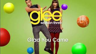 Glad You Came - Glee [HD Full Studio] (MP3 DOWNLOAD)