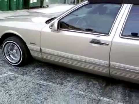 97 Lincoln Town Car 14 S Youtube