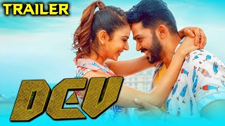 Dev (2019) Official Hindi Dubbed Trailer | Karthi, Rakul Preet Singh, Prakash Raj