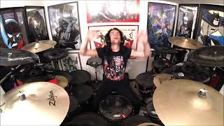 """Quinton Kufahl-""""I Pledge Allegiance To The State Of Rock & Roll"""" Drum Cover"""