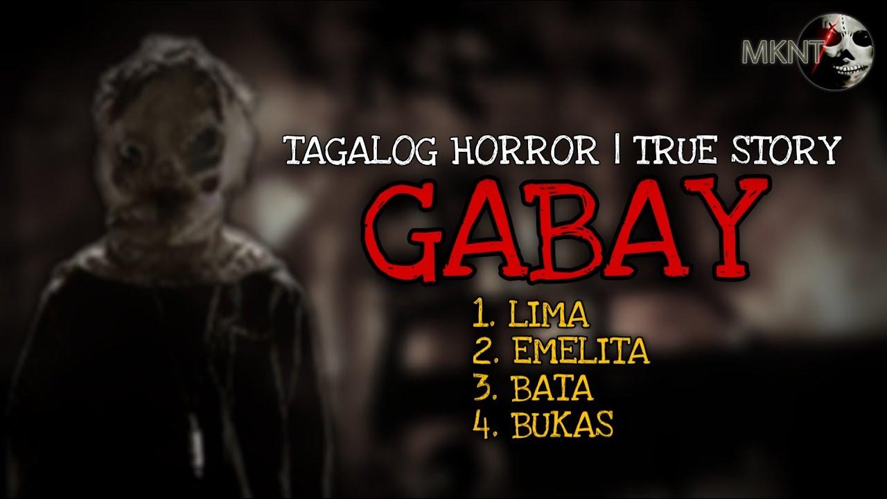 GABAY | Tagalog Horror | TRUE STORIES