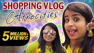 Fun Shopping With Amma! 😀 | Difa Stores T Nagar | Sivaangi Krishnakumar | Tamil Vlogs