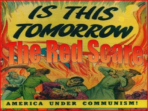 From 'The Red Scare' to 'The Rape Scare' - What's Satan Hiding, NOW?