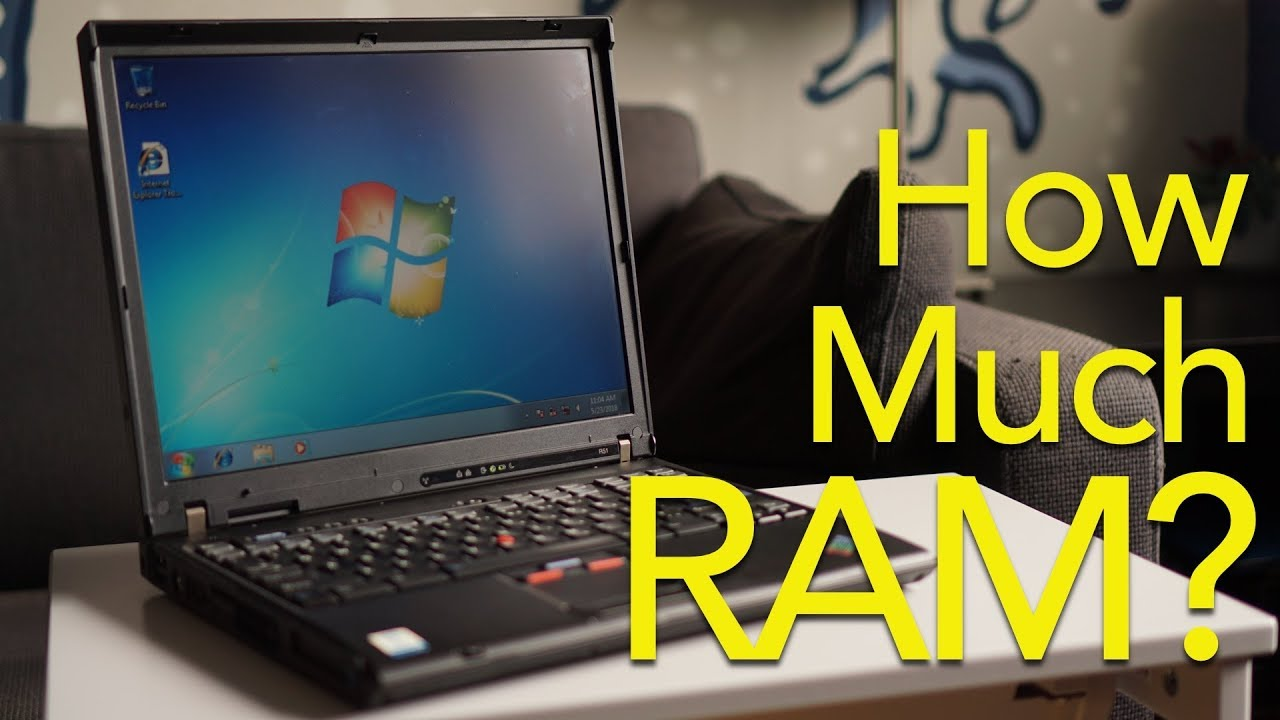 How Much RAM Does Windows Actually Need?