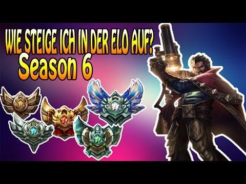 WIE STEIGE ICH AUF? Season 6 Climb - League of Legends #15