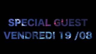 19/08 SPECIAL GUEST DAMIEN N'DRIX au Duplex Club Biarritz