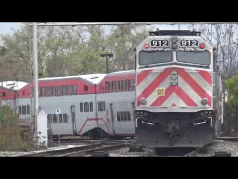 Railfaning 3/26/17 Feat Amtrak, Ultra Coast Starlight, Caltrain and MORE