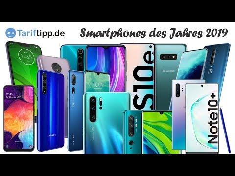 Smartphones Des Jahres 2019 | Die Besten Handys Aus 2019