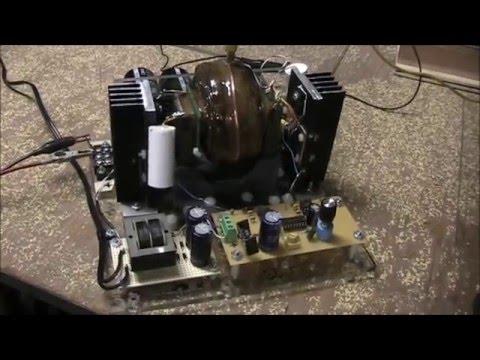 Cockroft  Walton high voltage  generator
