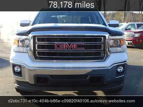 2015 GMC Sierra 1500 SLE Used Cars - Charlotte,NC - 2019-02-23