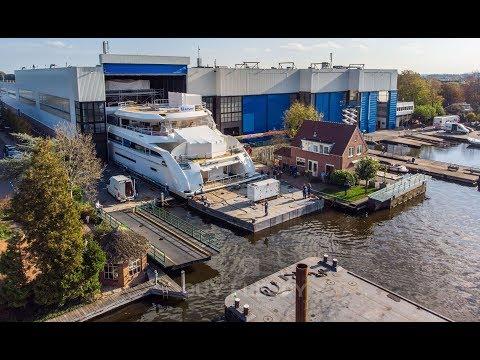 Dan Joyce - Daniel Snyder's Yacht Has An IMAX Theater On It
