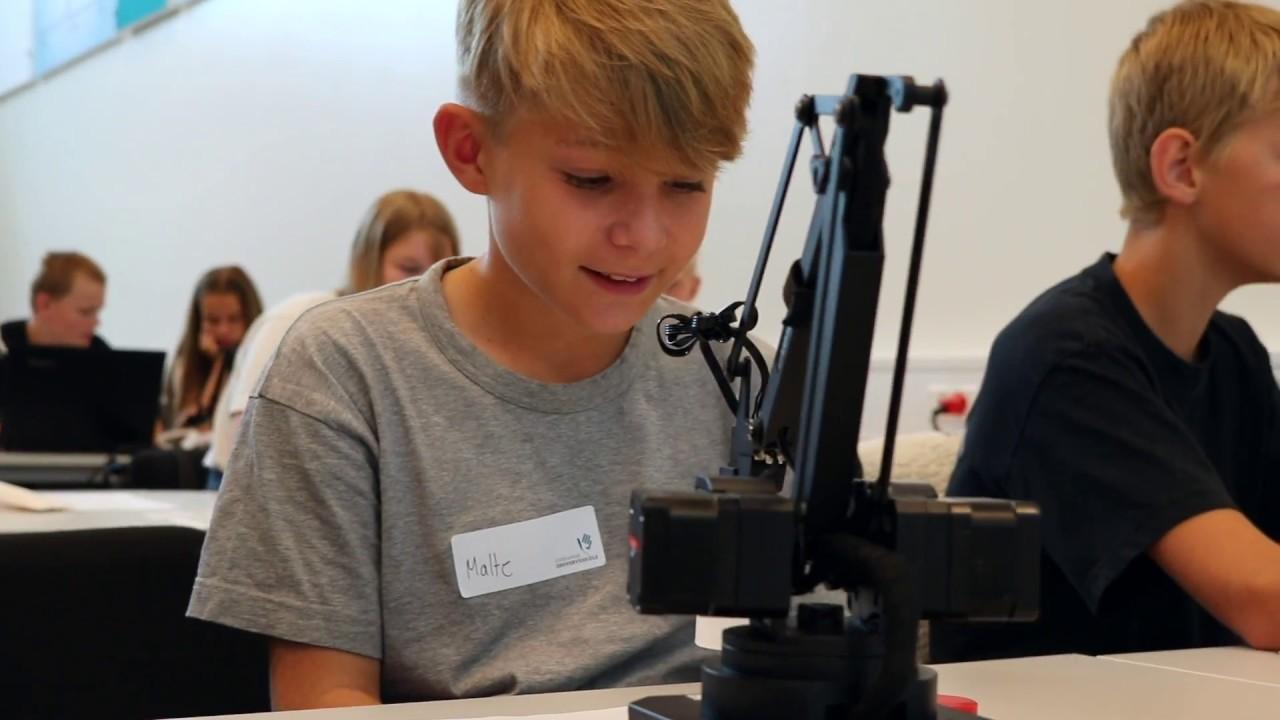 Praksisnære læringsmiljøer - Natur og teknologi