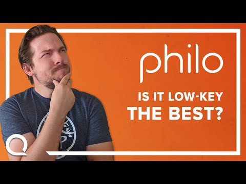 Philo is AMAZING...well, kind of - Philo TV 2020 Review