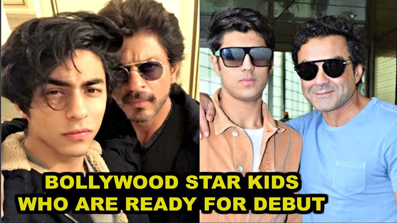 Bollywood Star Kids Who Are Ready For Debut