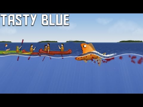 Tasty Blue - ALPHA FISH