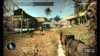 Battlefield Bad Company 2 Vietnam [PC] - Multiplayer Gameplay #1