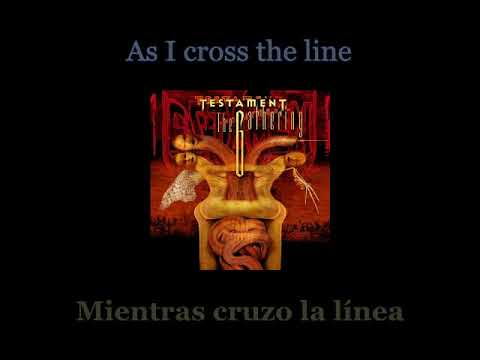 Testament - True Believer - Lyrics / Subtitulos en español (Nwobhm) Traducida