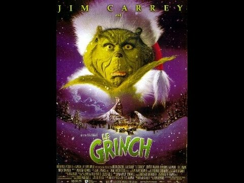 Le Grinch poster