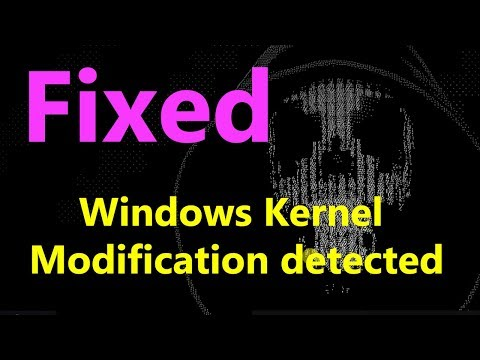 Launch Error Forbidden Windows Kernel Modification Detected, Easy Fix 2019 For Watch Dogs Tested