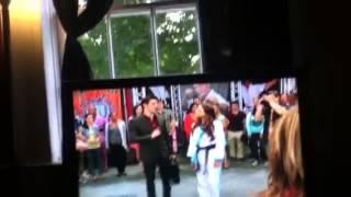 Kelli Berglund's episode of Kickin' It pt1