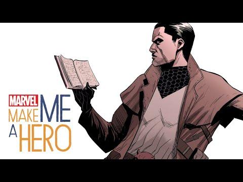 Demon-nanites   Marvel Make me a Hero
