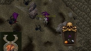 Ultima Online With Scott - Episode 1 - Trying To Make Gold