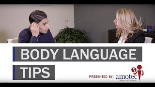 Amotec Body Language Blunders Part 1