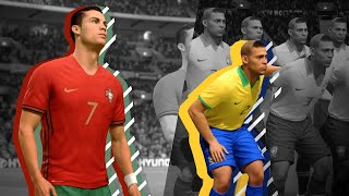 Cristiano Ronaldo vs. OG Ronaldo FIFA Sim: Who is Better?