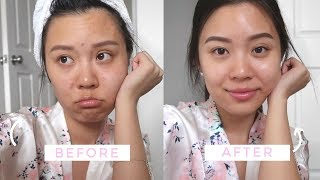 I TRIED KOREAN SKINCARE FOR A MONTH... FEAT. YESSTYLE