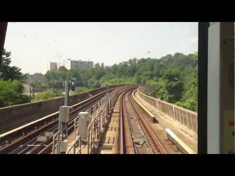 Cab ride Washington DC Metro West Hyattsville to Fort Totten Green Line