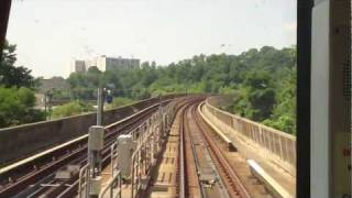 Cab ride Washington DC Metro West Hyattsville to Fort Totten Green Line