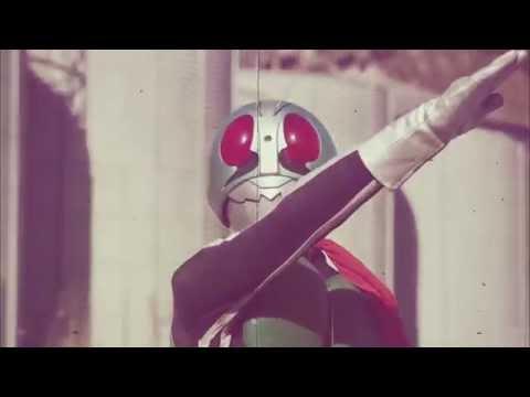 仮面ライダー3号 映画 CM スチル画像。CMを再生できます。