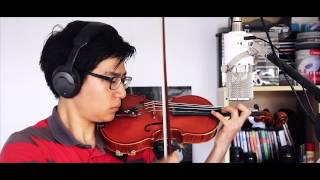 violin cover song