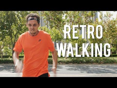 Walking Backwards (Ancient Chinese Health Secrets)