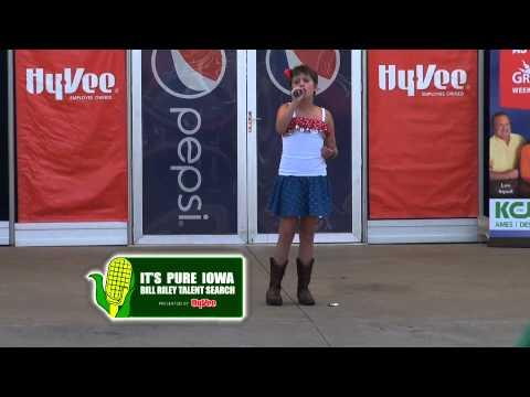 2014 BRTS Semi Finalist Charly Proctor  Vocal