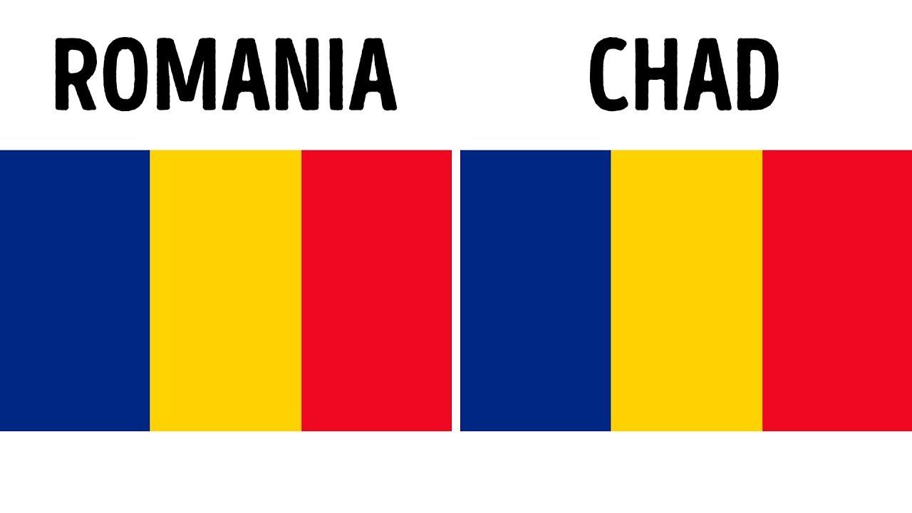 32 lá cờ sáng tạo nhất thế giới